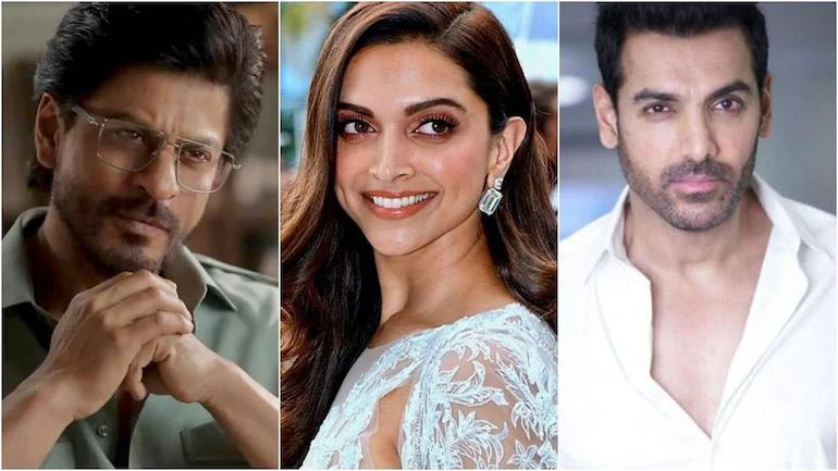 Pathan Movie Shah Rukh Khan Deepika John Abraham