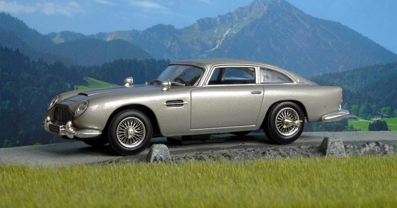 James Bond | The most beautiful Bond car is back