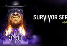 Undertaker at Survivor Series 37