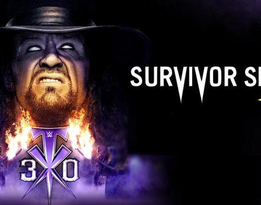 Undertaker at Survivor Series 37