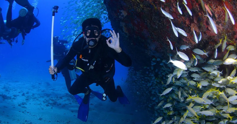 Best Places for Scuba Diving In India