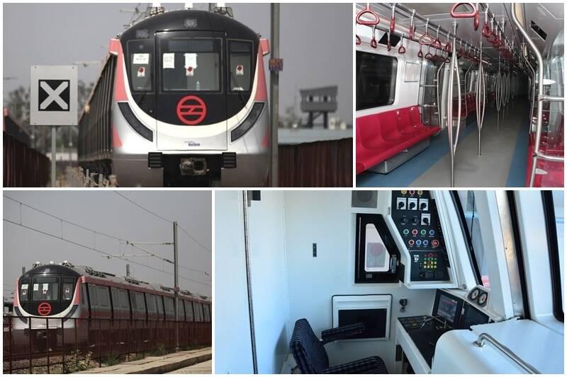India's First driverless metro