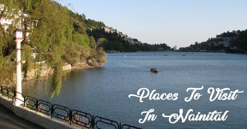 Nainital Lake | Places to visit Nainital