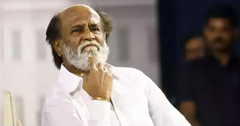 Rajnikanth | Rajnikanth admitted to hospital amid blood pressure fluctuations