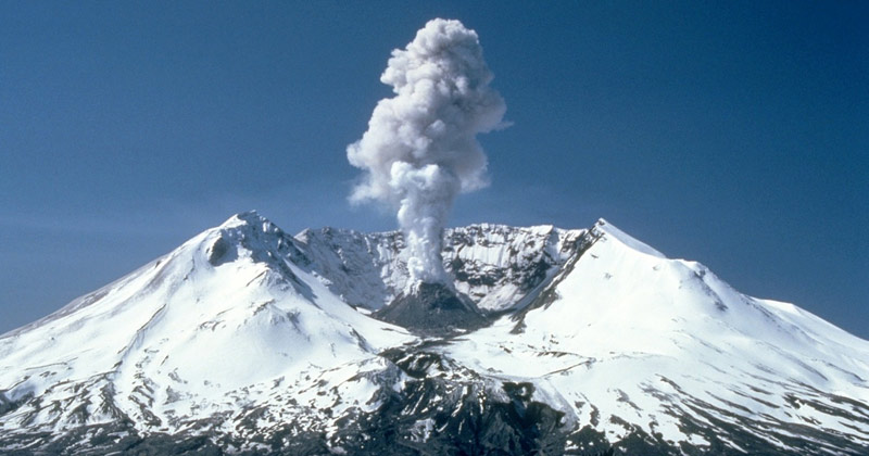 Mount St Helens Volcanic Eruption | When is a volcano considered dead