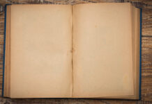 Book with old and yellowish hue pages | Why Paper Turns Yellow