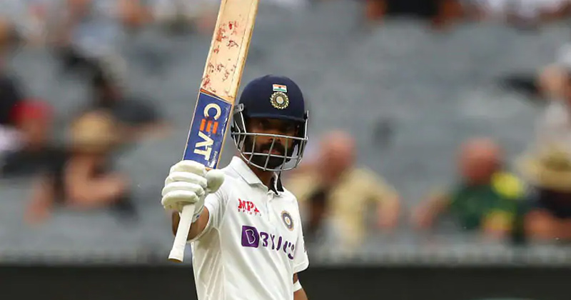 ajinkya rahane test cricket 2020