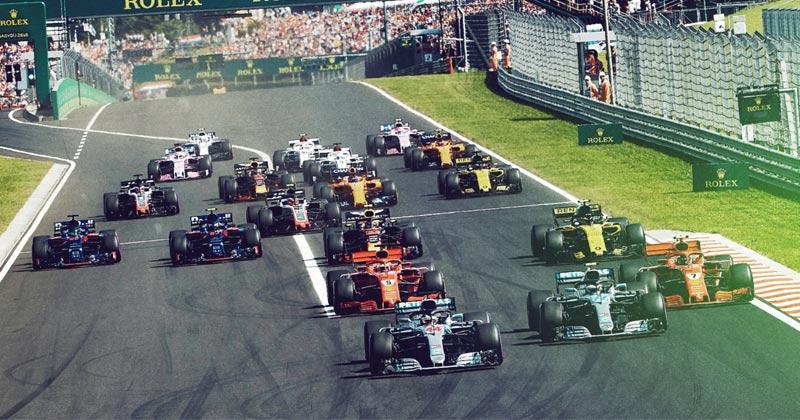 F1 2021 Maiden Race
