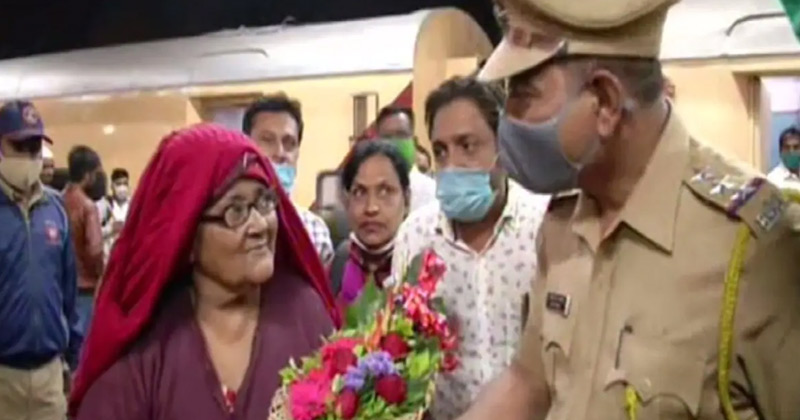 Haseena Begum Released From Pak Jail
