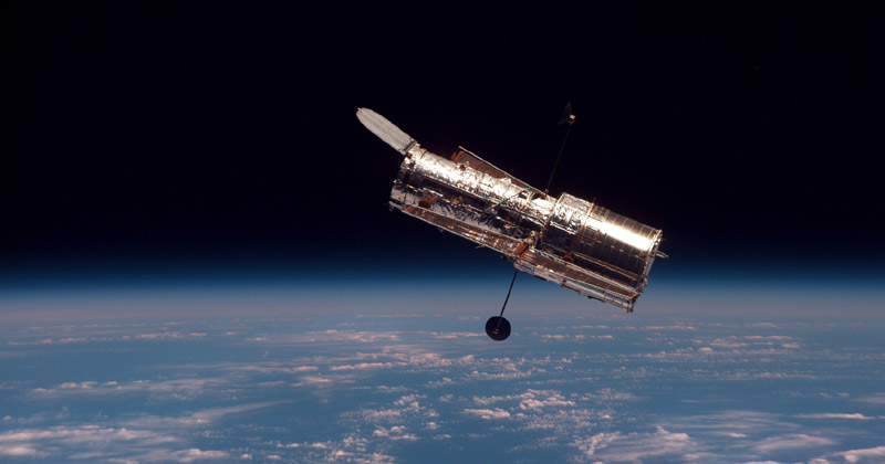 A satellite in space | Indian startups working in space segment