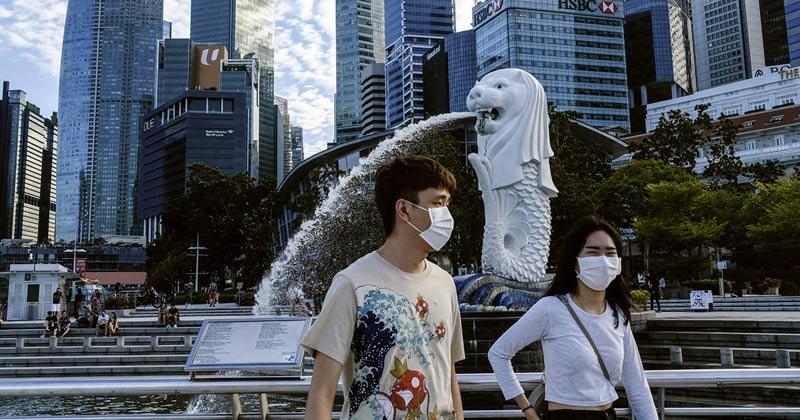 Singapore Minister on Coronavirus