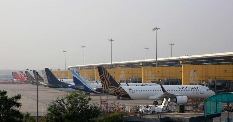 Delhi International Airport | India Extends International Travel Ban March 2021