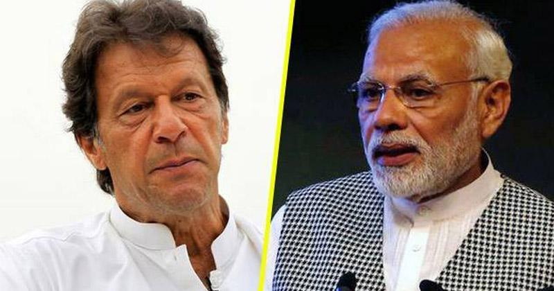 Modi and Imran Khan Ceasefire Agreement