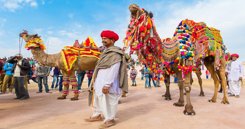 Camel Fair Pushkar | Places to visit Pushkar