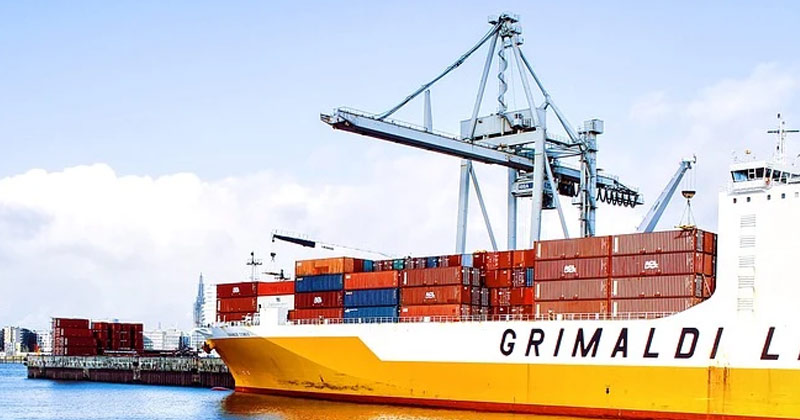 Freight Ship | South Africa and India Logistics Boost