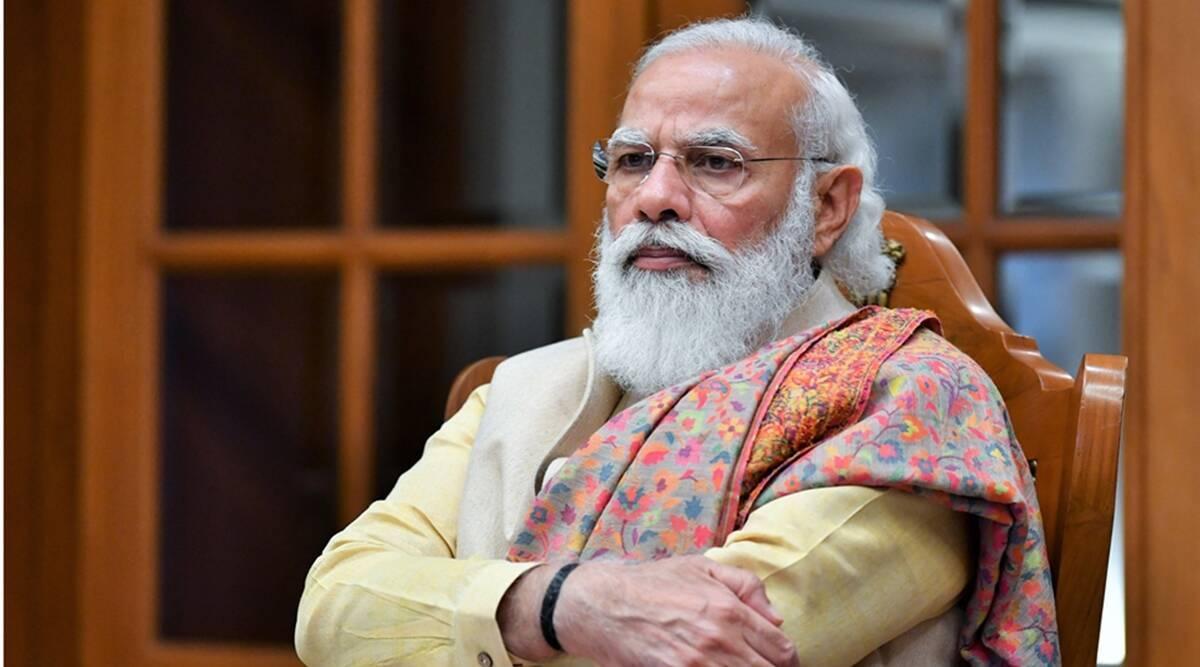 Narendra Modi | India's ranking on Freedom score according to Freedom House