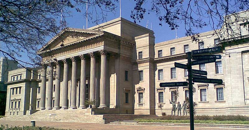 The Wits University Great Hall | Covid Restrictions in South African Universities