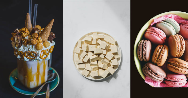 Sweets, Candy and Tofu | Foods That Weaken The Immune System