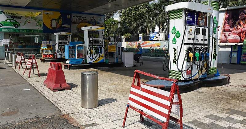 Petrol Pump Strike In Rajasthan