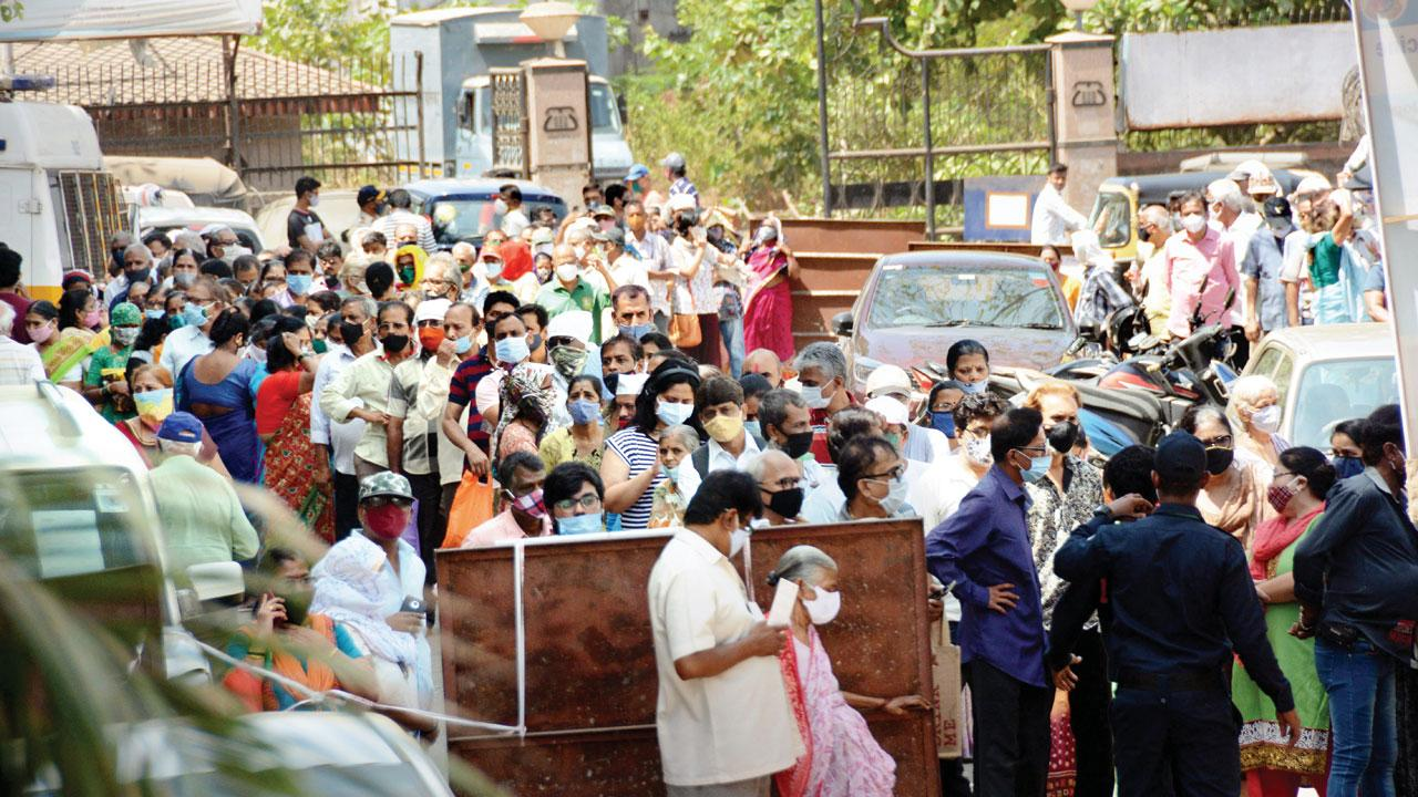 Mumbai | fresh concern for Mumbai and Alibaug