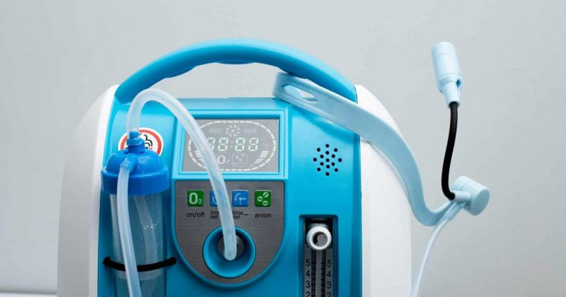 oxygen concentrator price in Chennai