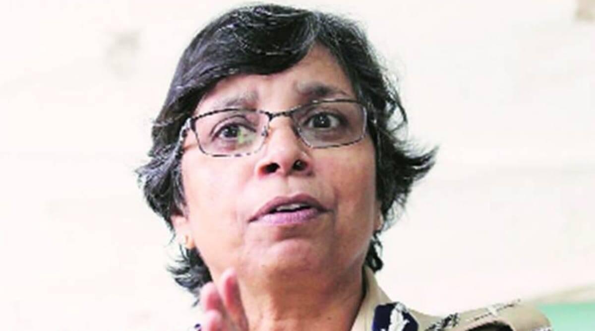 Rashmi Shukla   who is Rashmi Shukla