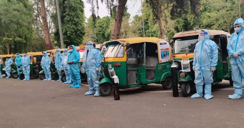 Auto Ambulances At Noida And Delhi | Auto Ambulances Noida