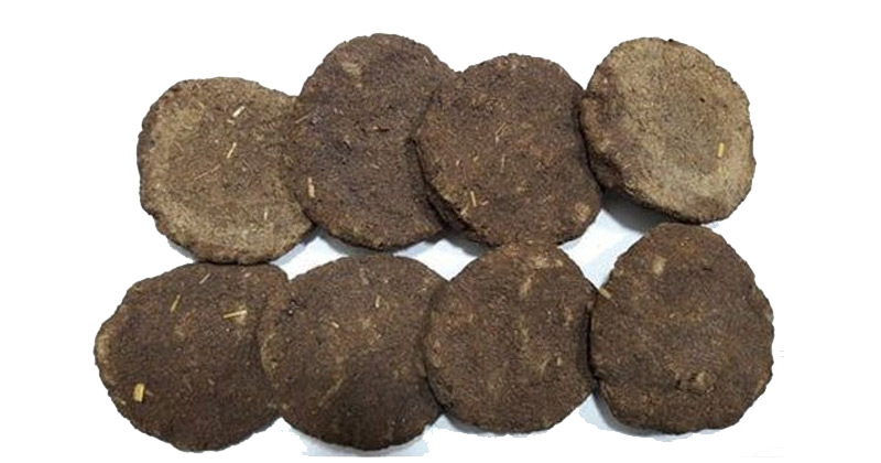 Cow Dung Cakes | Cow Dung Cake Found In Indian Traveller Bag In Washington