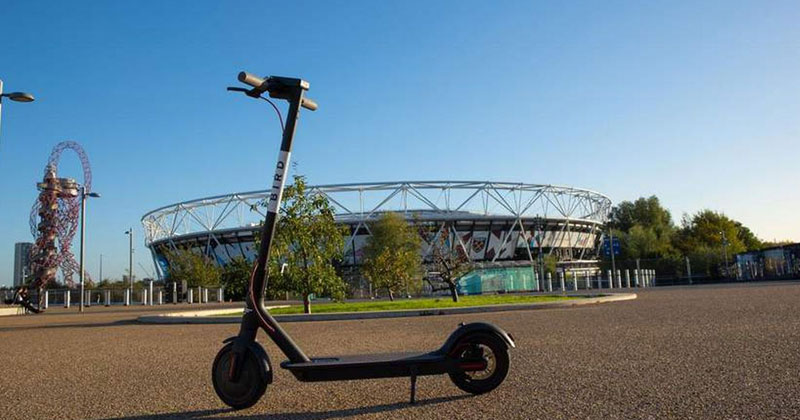 Bird Electric Scooter   Electric Scooters on Rent in London