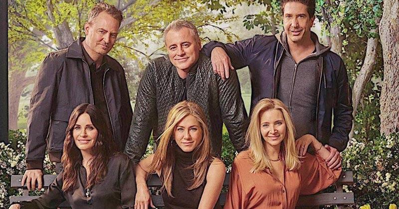 FRIENDS Reunion Cast | Watch the FRIENDS Reunion