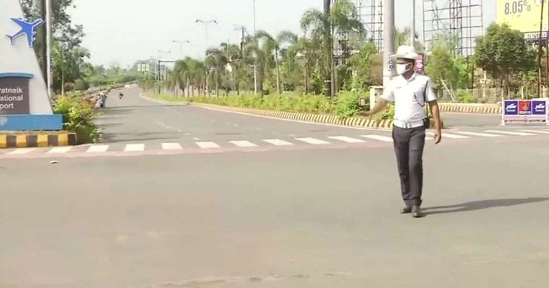 Orissa Lockdown Extended