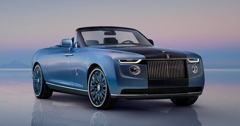 Rolls Royce Boat Tail | Most Expensive Car in World
