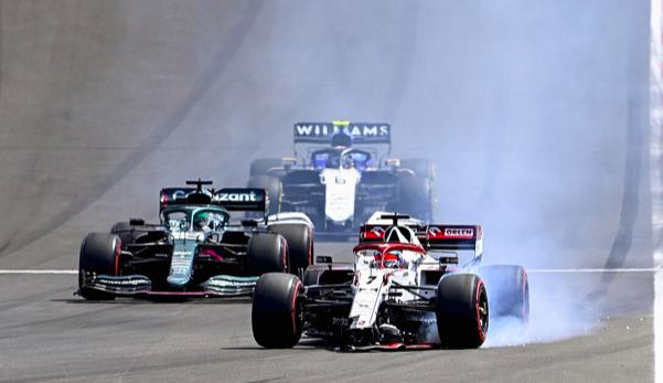 Kimi Raikkonen | Kimi at 2021 Portuguese GP