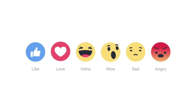 Twitter Working on Facebook Like Reactions