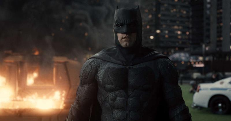 Zack Synder Batman Choice