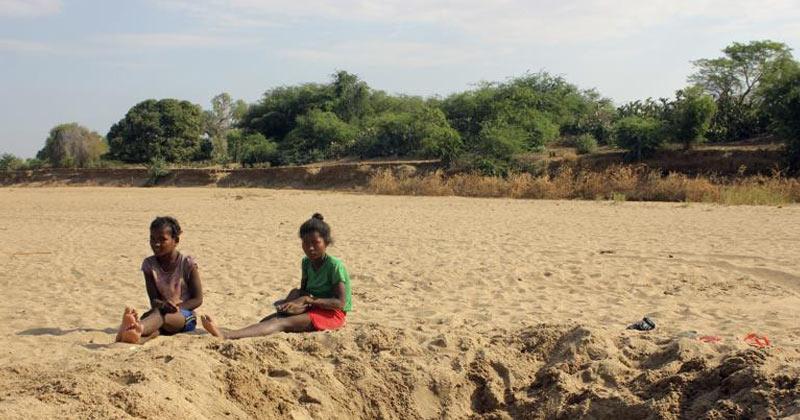 Madagascar Droughts