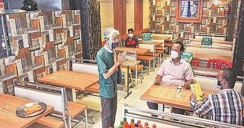 Mumbai salons and restaurants to reopen