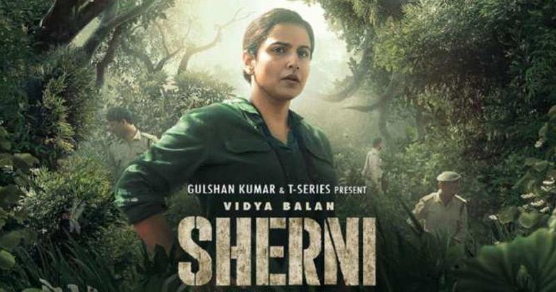 Sherni- Vidya Balan
