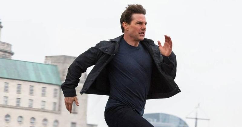 Tom Cruise MI 7
