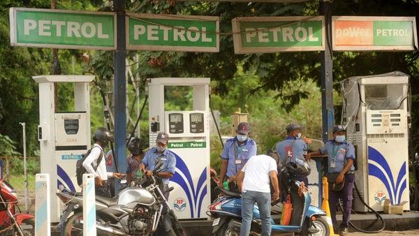 petrol prices in Mumbai