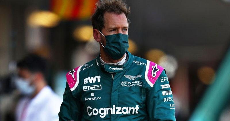 sebastian vettel performance at 2021 French GP