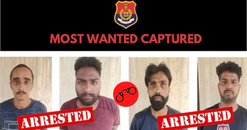 Punjab Police Bust ISI Spy Network in India