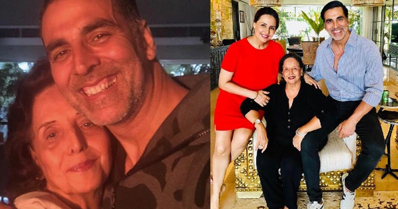 Akshay Kumar's mother is no more