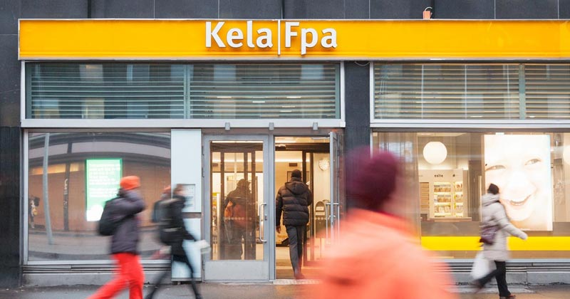 Kela help finland