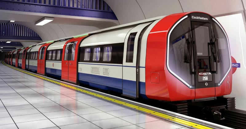 London tube project