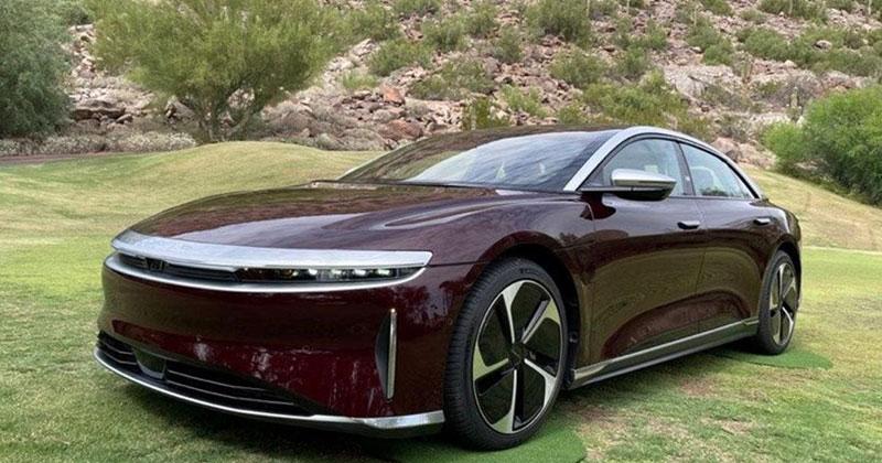 Lucid cars better than Tesla