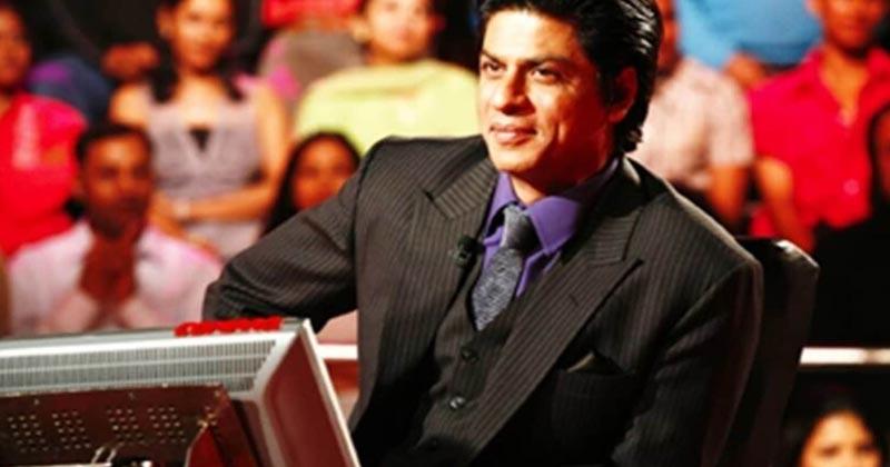 Shah Rukh Khan KBC