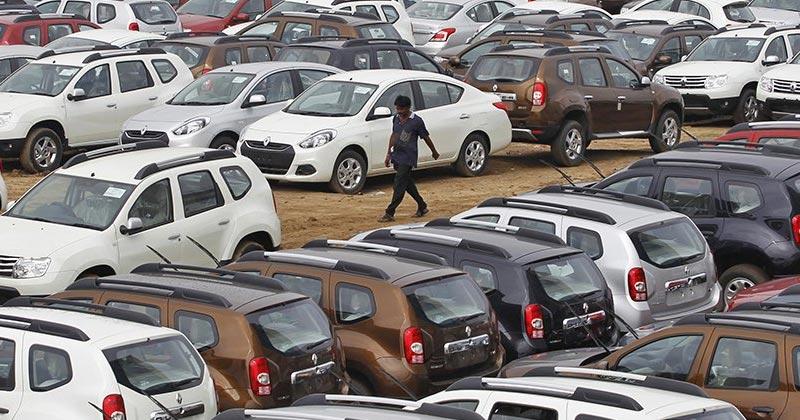 auto sector India