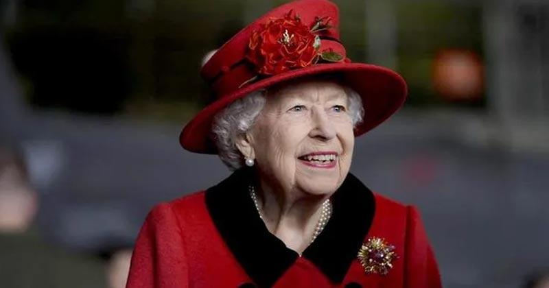 operation london bridge The Queen of England