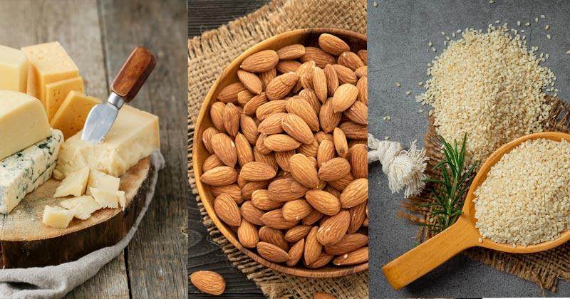 calcium rich foods in India